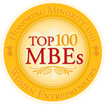 2012 Maryland Top 100 MBEs for Susan Katz Advantage - Business Coaching Services
